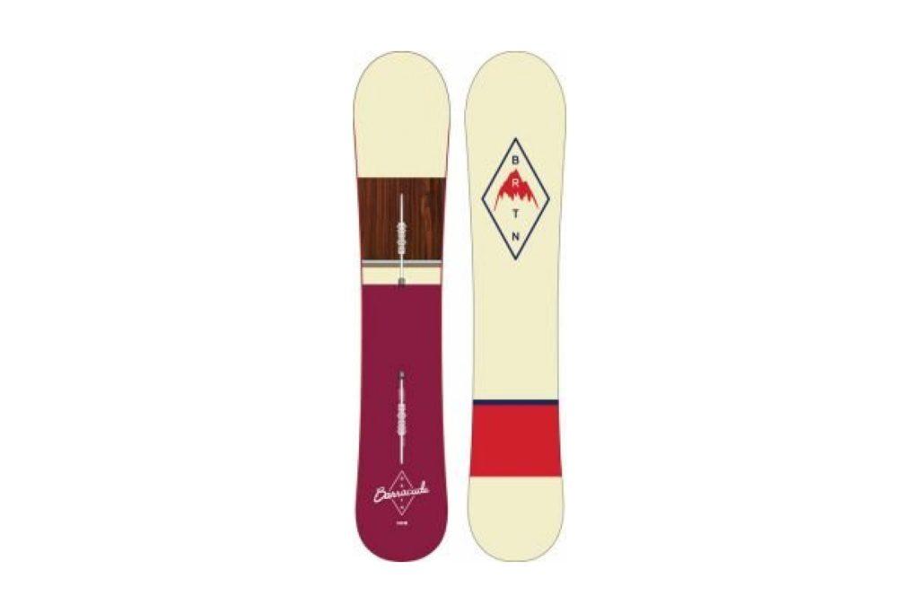 Freeride Snowboard Test