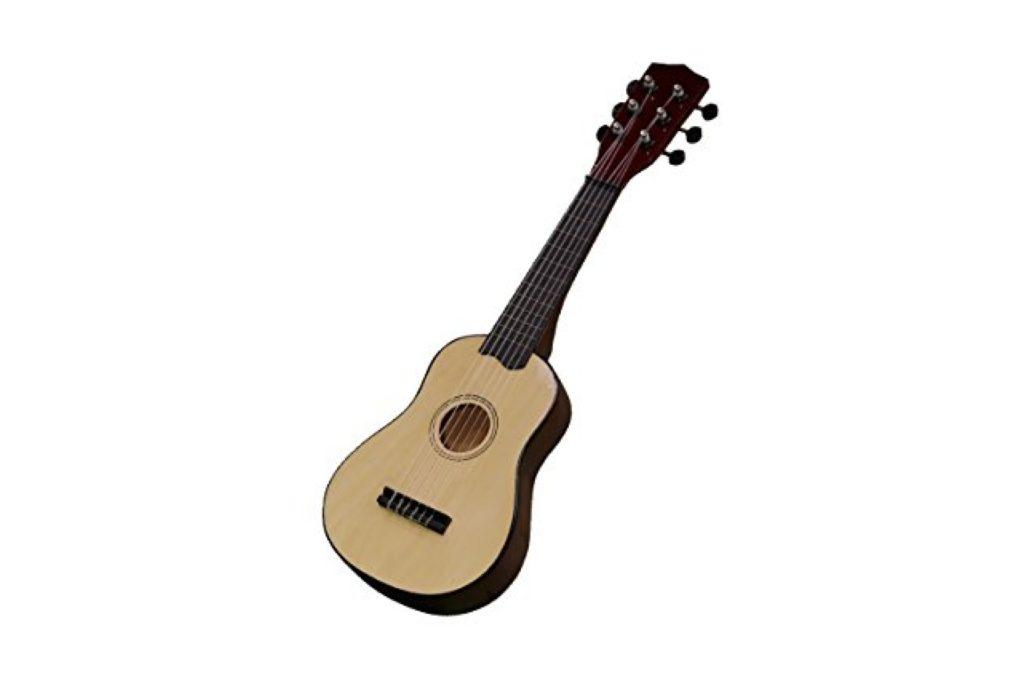 Kinder Gitarre im Geschenkekarton Instrument Spielzeug 56 cm