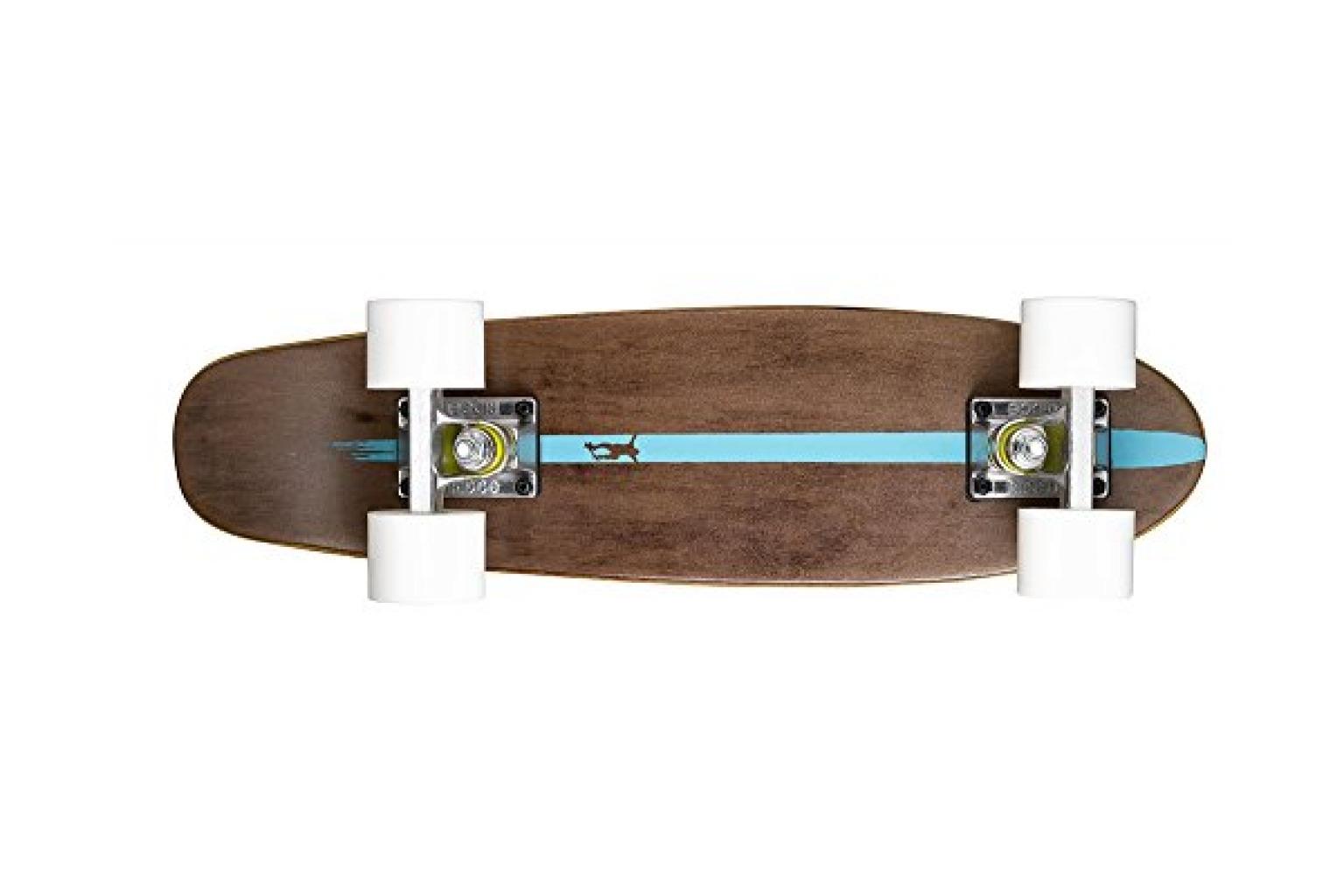 Longboard test