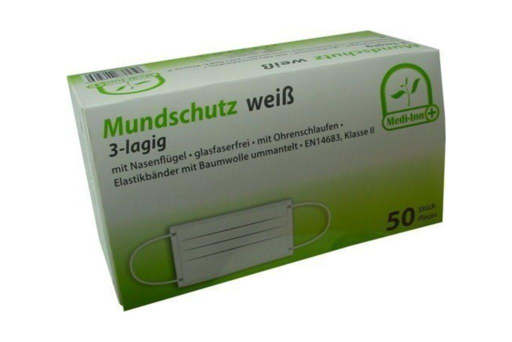 Mundschutz Test