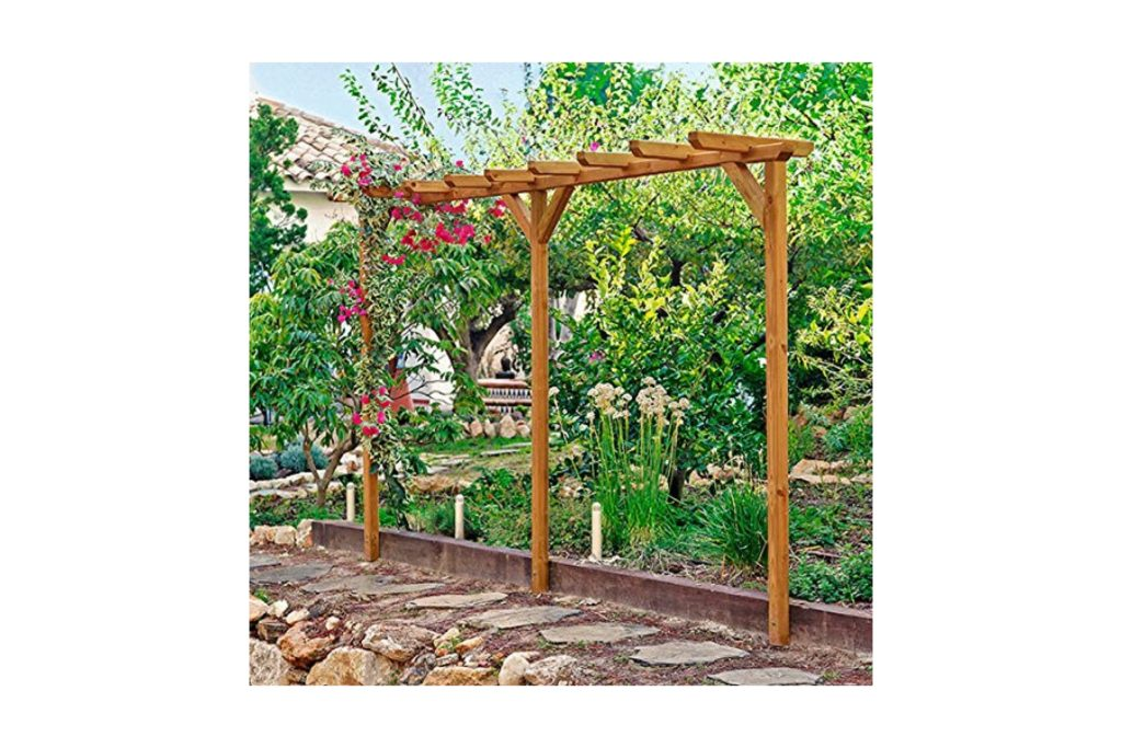 holz pergola 1000 ideas about pergola holz on pinterest pergola pergola aus holz mit faltdach. Black Bedroom Furniture Sets. Home Design Ideas