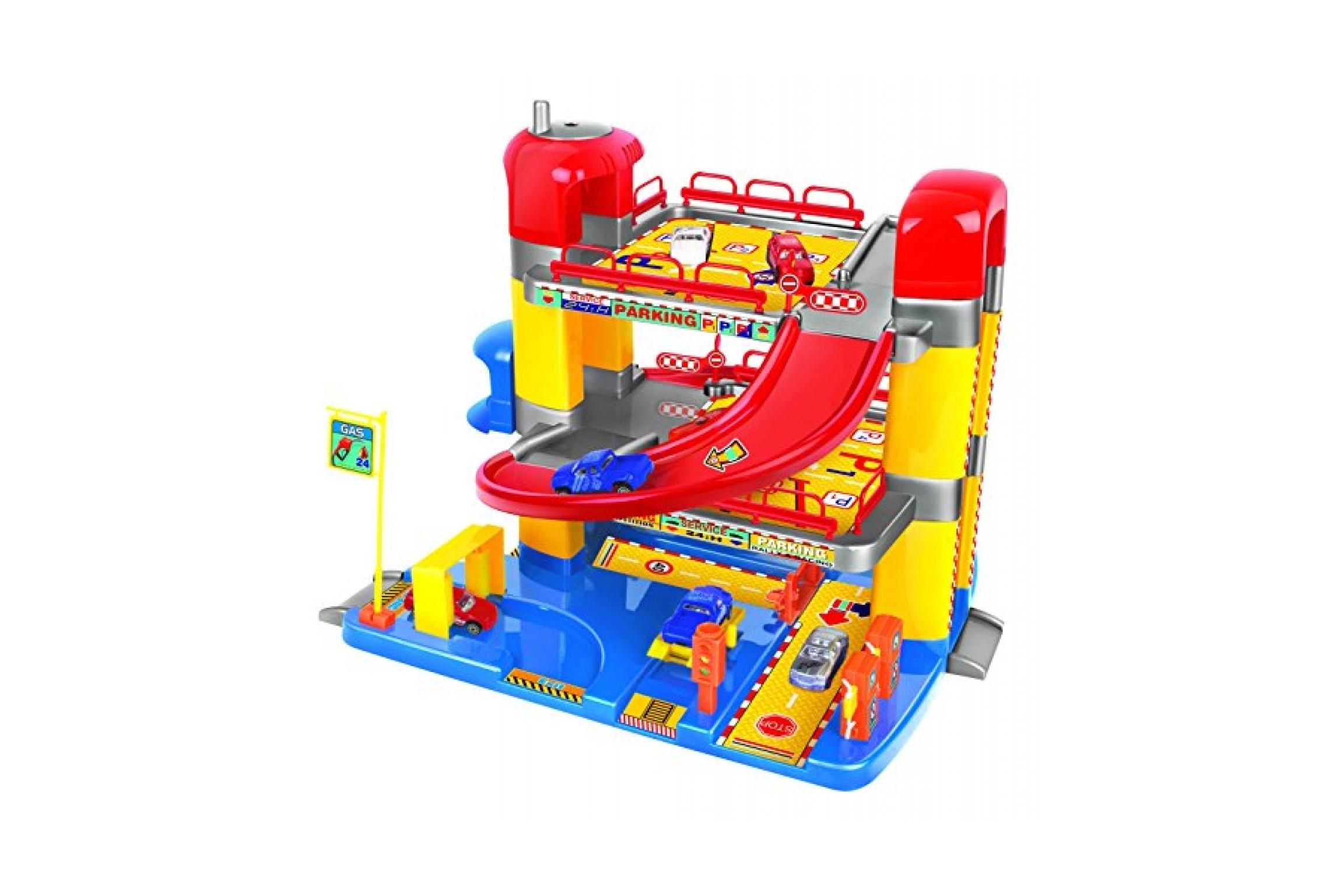 Spielzeug parkhaus test top parkhäuser
