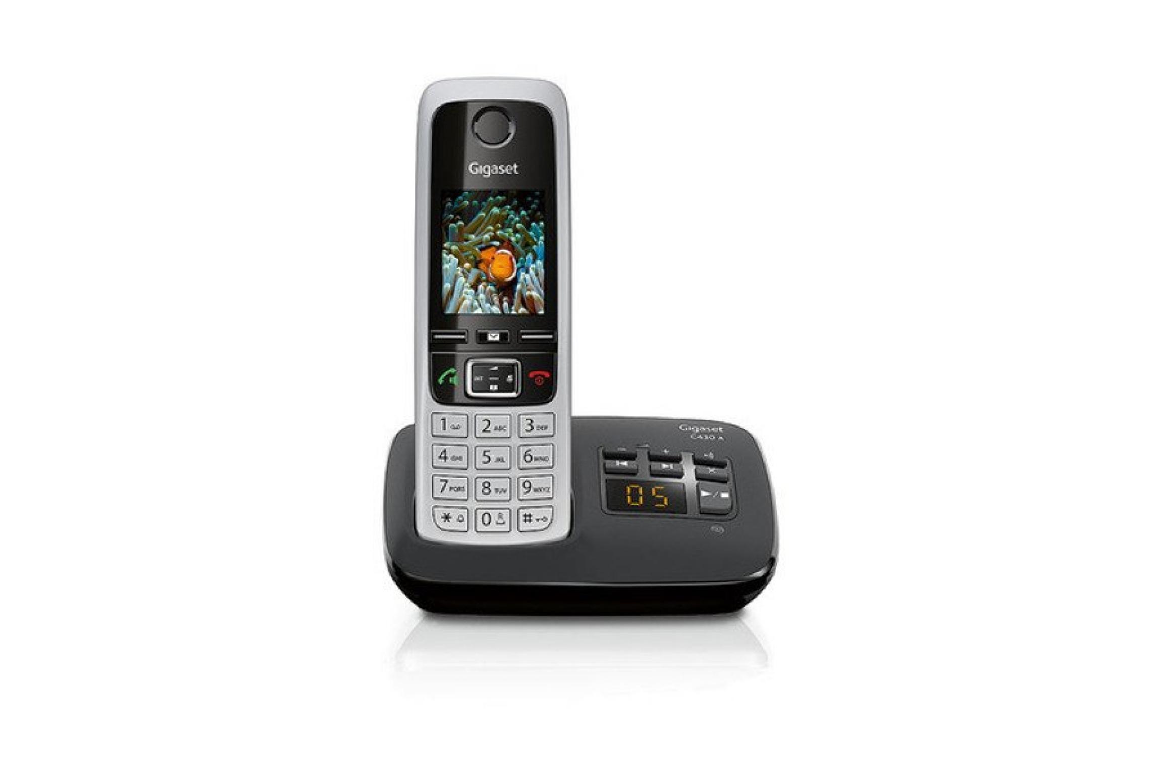 telefon mit anrufbeantworter test 2017 top 7 telefone. Black Bedroom Furniture Sets. Home Design Ideas