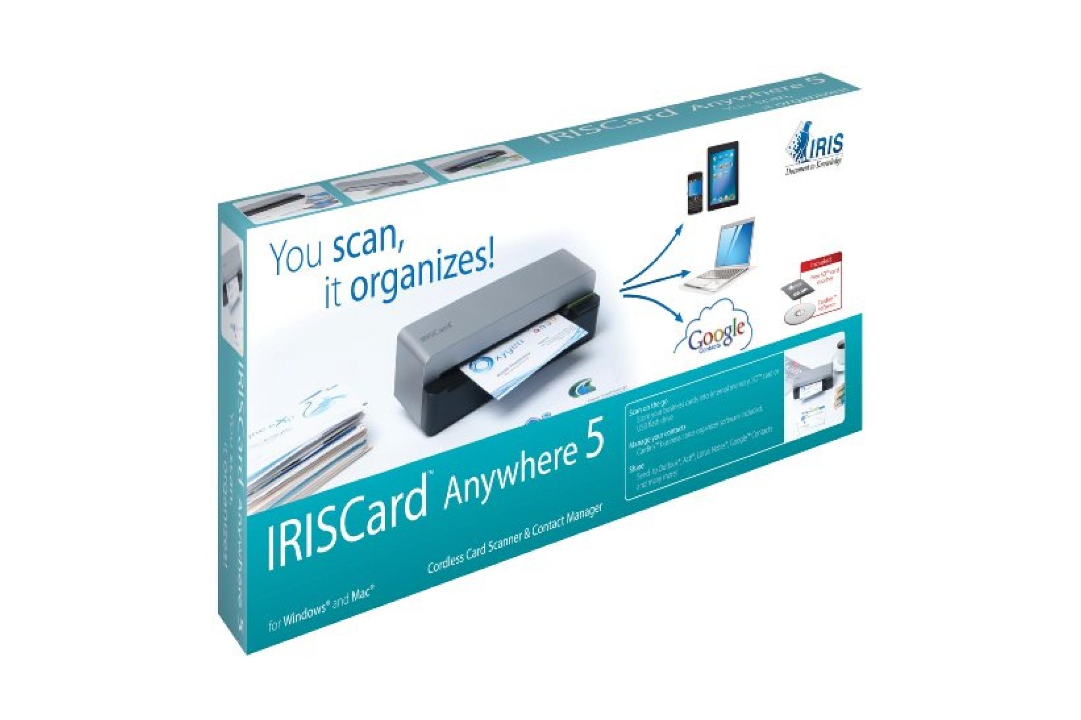 Iriscard pro 4